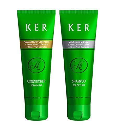 HAIR CAPITAL Premium - Shampoo & Conditioner gegen...