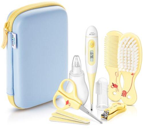 Philips Avent Babypflege-Set SCH400/00, 10 Teile,...