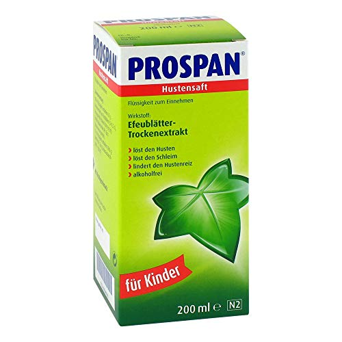 Prospan Hustensaft 200 ml