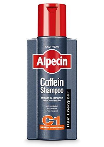 Alpecin Coffein-Shampoo C1, 1 x 250ml - Beugt...