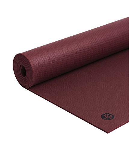 Manduka Pro Yoga- und Pilatesmatte, unisex, Rot...