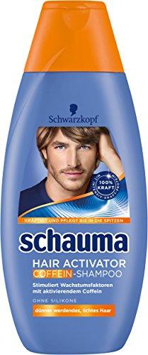 Schwarzkopf Schauma Hair Activator Koffein...
