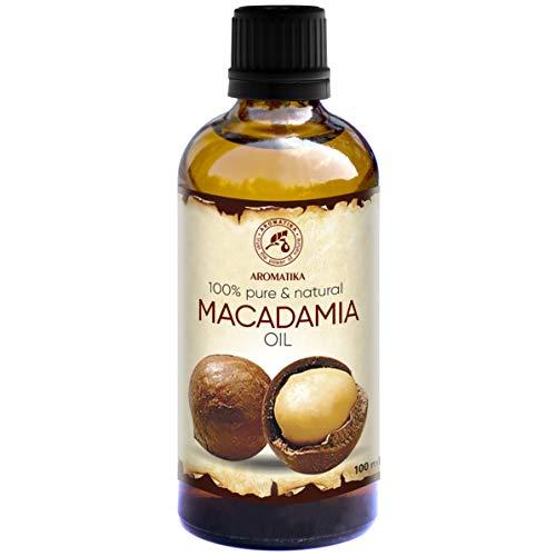 Macadamia Öl Kaltgepresstes 100ml - Macadamia...