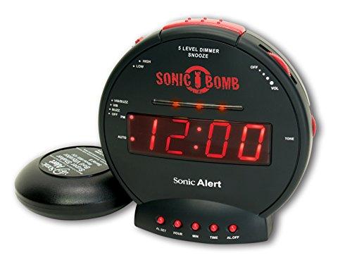 Geemarc SBB500SS-IG Sonic Bomb, Vibrationswecker...
