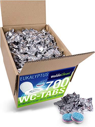WC-Tabs 3-Phasen Kraftformel Eukalyptus Frische 35...