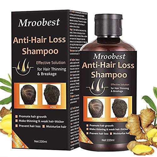 Haarshampoo, Haarwachstums Shampoo,...
