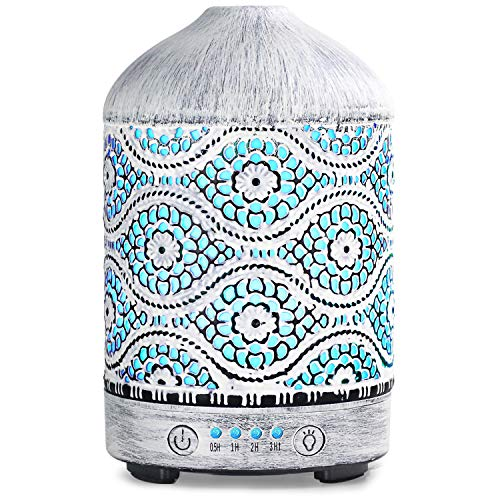 SALKING Aroma Diffuser Luftbefeuchter Humidifier,...
