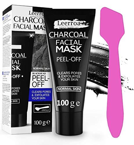 Leerroa ORIGINAL Black Mask 100ml XXL +...