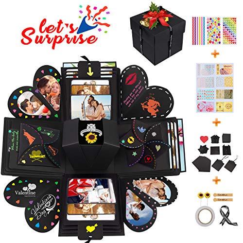 Qhui Kreative Explosionsbox, DIY...