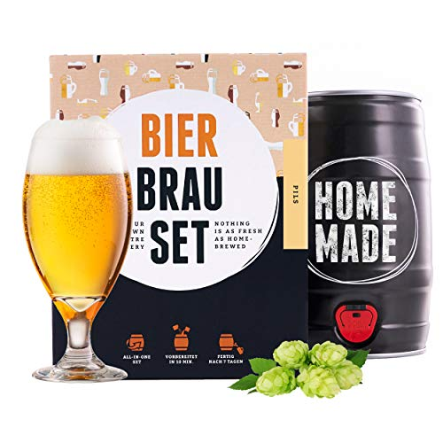 Bierbrauset zum selber brauen | Pils im 5 liter...