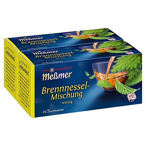 Meßmer Brennnessel 25 TB, 2er Pack (2 x 50 g...
