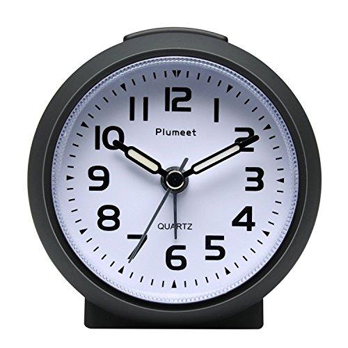 Kleine Uhr, Plumeet nicht tickender Analog...