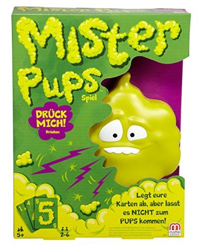 Mattel Games DPX25 - Mister Pups lustiges...