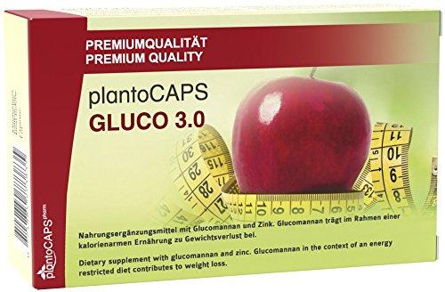 Abnehmen mit plantoCAPS GLUCO 3.0 Kapseln