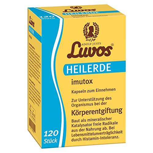 Luvos - Heilerde - Imutox 120 Kapseln