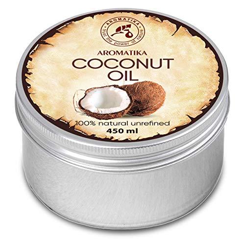 Kokosöl 450ml - Cocos Nucifera - Indonesien -...