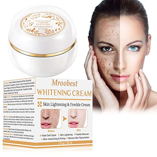 Whitening Cream, Aufhellende Creme, Altersflecken...