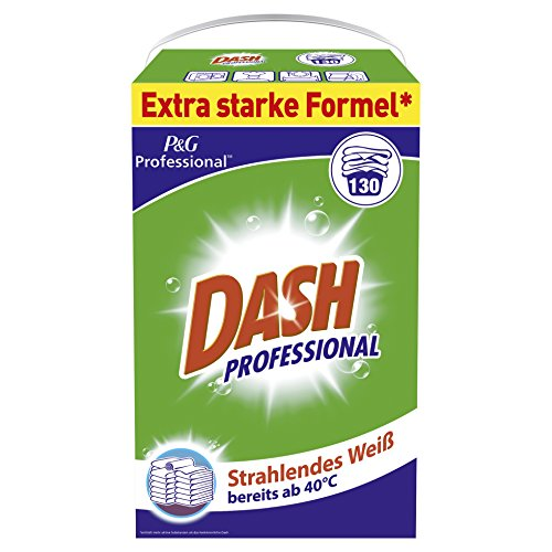 Dash Professional Vollwaschmittel Regulär Pulver...