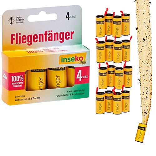 inseko Fliegenfalle I Premium Fliegenfänger I...