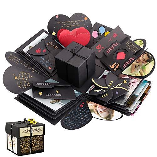 Explosion Box, Geschenkbox, Sporgo Kreative...