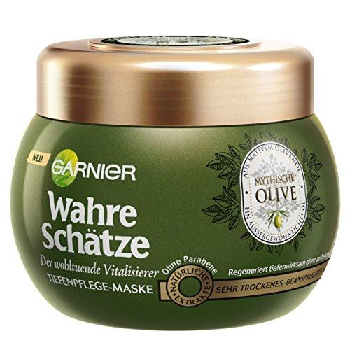 Garnier Wahre Schätze Tiefenpflege-Maske,...