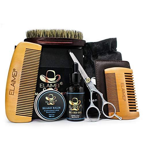 Bartpflege-Set für Männer, Bartspülung &...