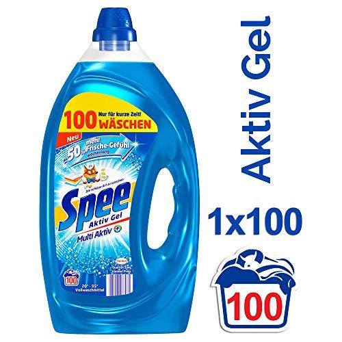 Spee Aktiv Gel, Flüssigwaschmittel, 100...