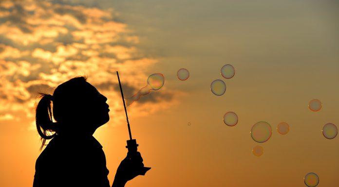 warum stehen Frauen auf Blasen?