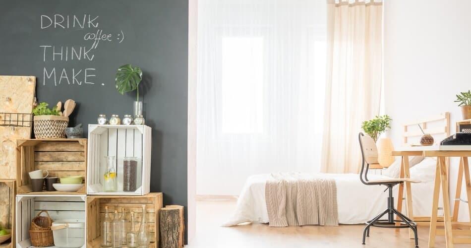 Perfekt Schlafzimmer Im Hyggelig Stil