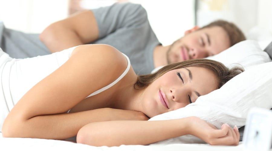 Optimale Luftfeuchtigkeit im Schlafzimmer