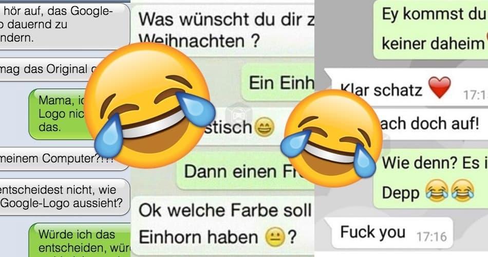 17 Lustige Whatsapp Nachrichten