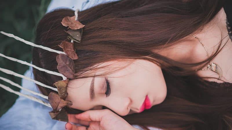 Negative Gedanken vor dem Schlafen