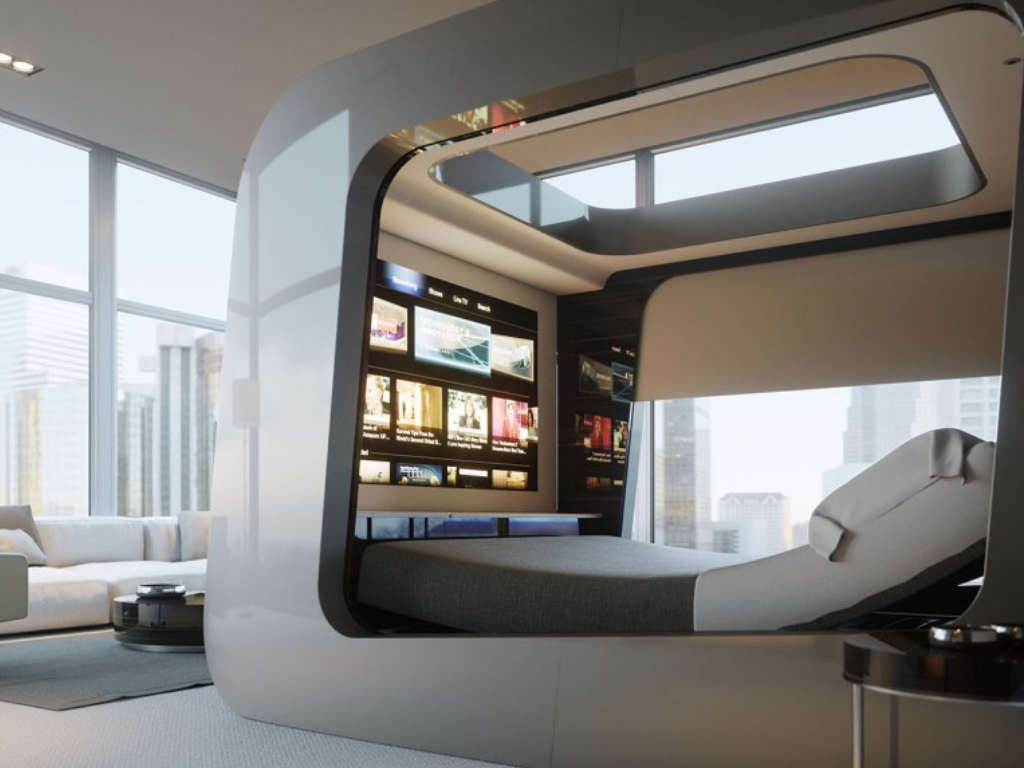 i i hican bett das revolution rste smart bett der welt. Black Bedroom Furniture Sets. Home Design Ideas