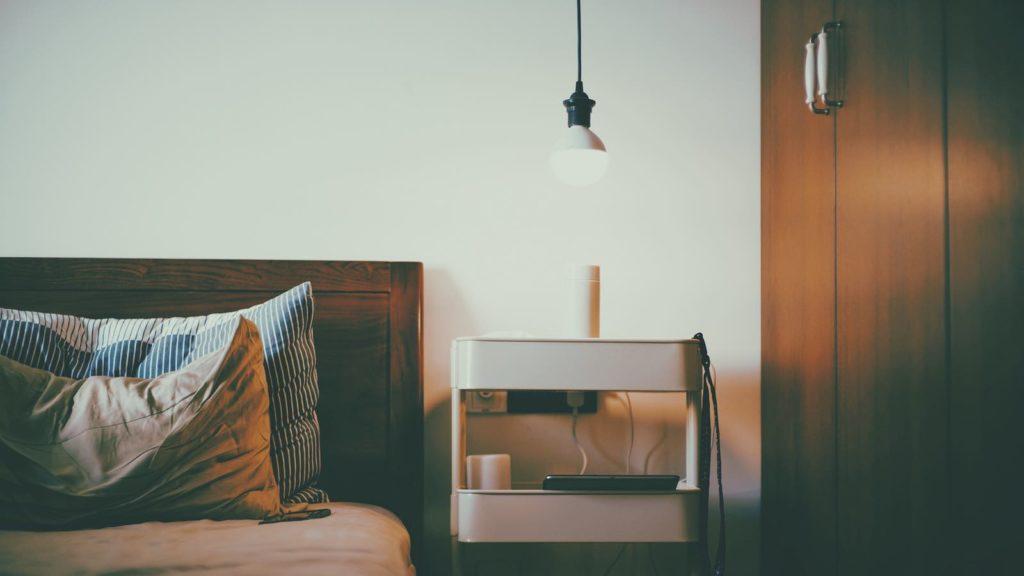 6 Tipps, deine Schlafzimmer Lampe romantisch zu gestalten