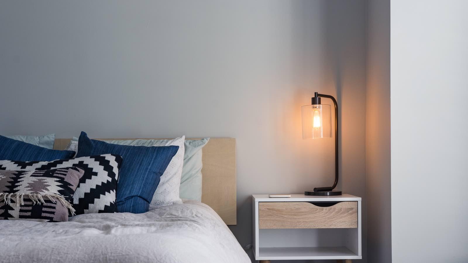 Der Zweck Für Deine Schlafzimmer Lampe Sollte Romantisch Sein