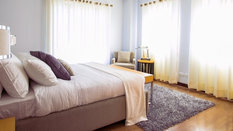 Feng Shui im Schlafzimmer: Wichtigste Tipps für den Schlaf