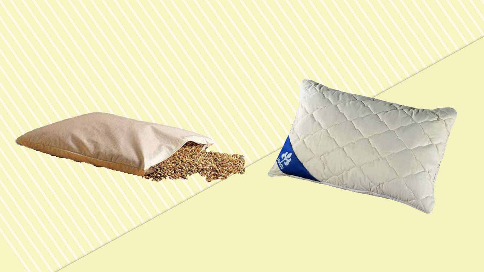 Dinkelkissen- Die 5 besten Kissen mit Dinkelfüllung im Vergleich