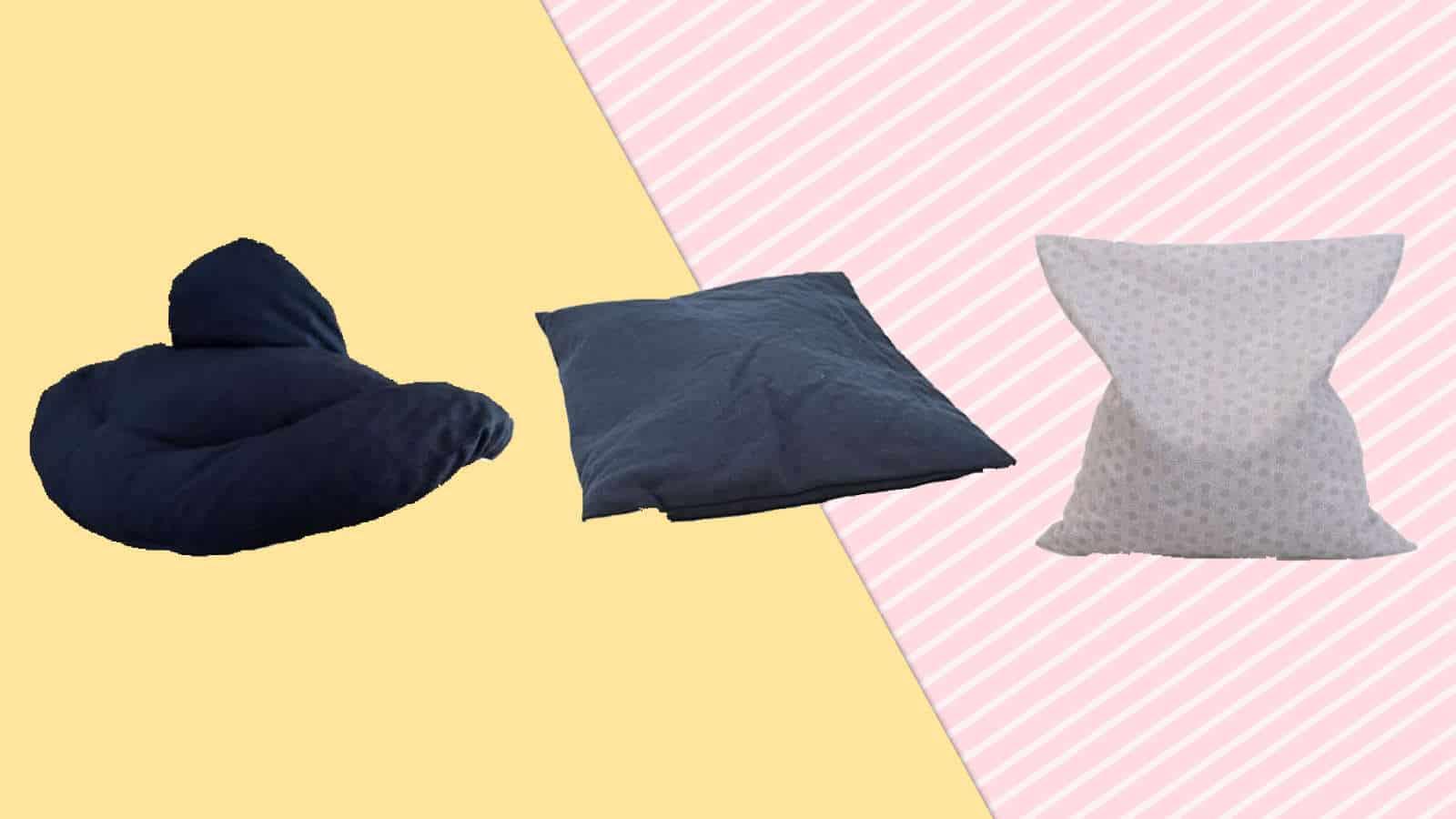 Kirschkernkissen- Die 5 besten Kissen im Vergleich 2020
