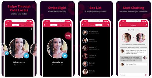 Die besten Dating-Apps im Vergleich - Partnersuche mit Smartphone