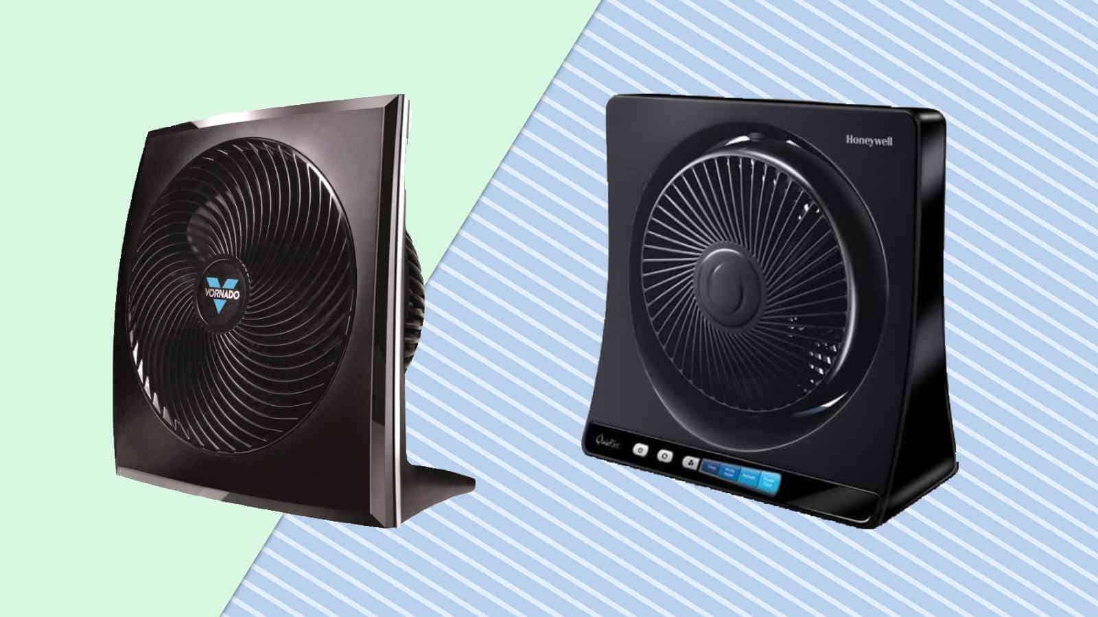 8 beste leise Ventilatoren fürs Schlafzimmer | Vergleich - 1