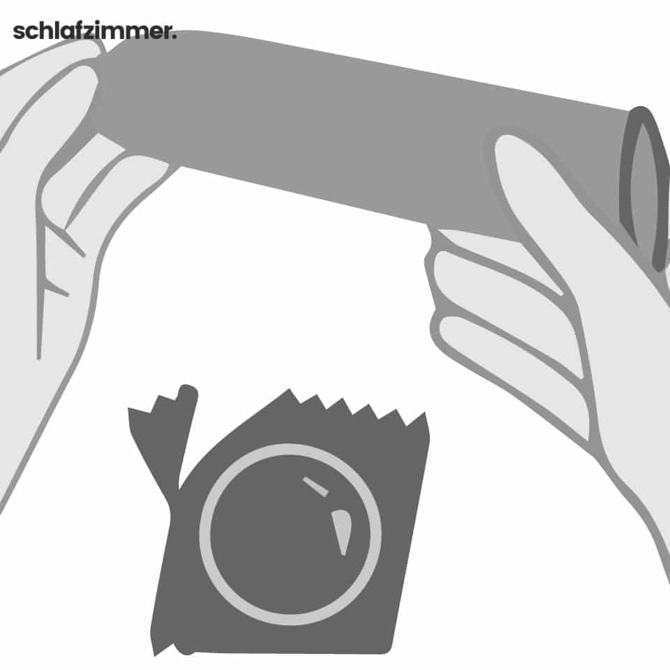 Lecktuch: Schutz für Oralsex bei Frauen - Lecktücher als
