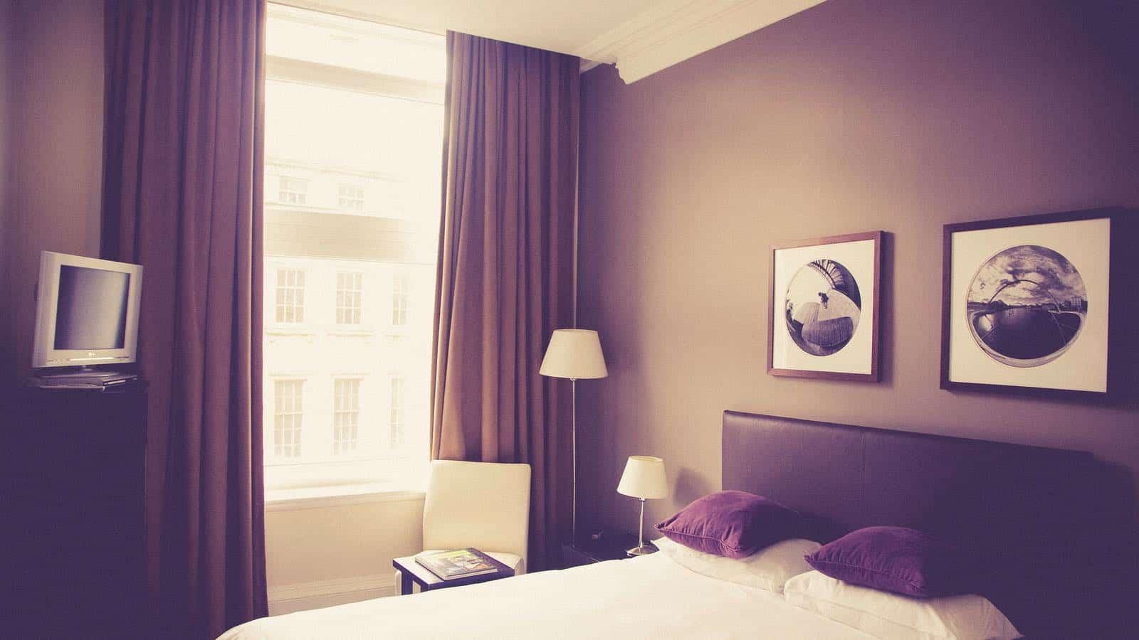 Was die Farbe deines Schlafzimmer über dich aussagt 😮