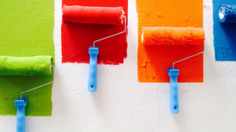 Schlafzimmer streichen: Die richtige Farbe für eine erholsame Nacht