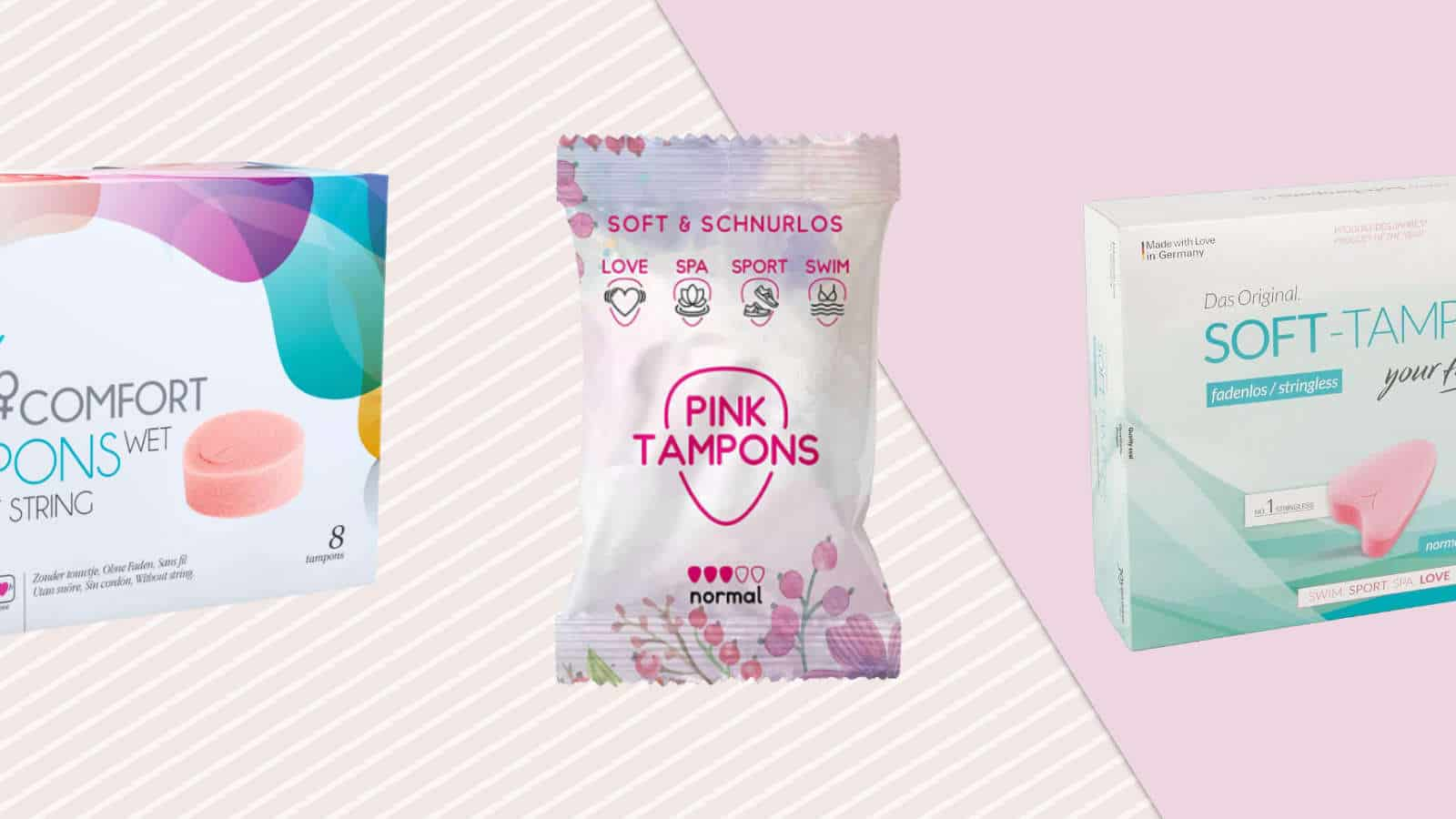 Soft-Tampons- Eine unsichtbare Alternative zu Tampon und Binde