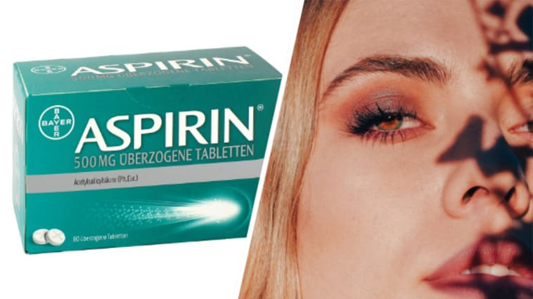 Aspirin gegen Pickel & Akne: Kann Aspirin Pickel behandeln?