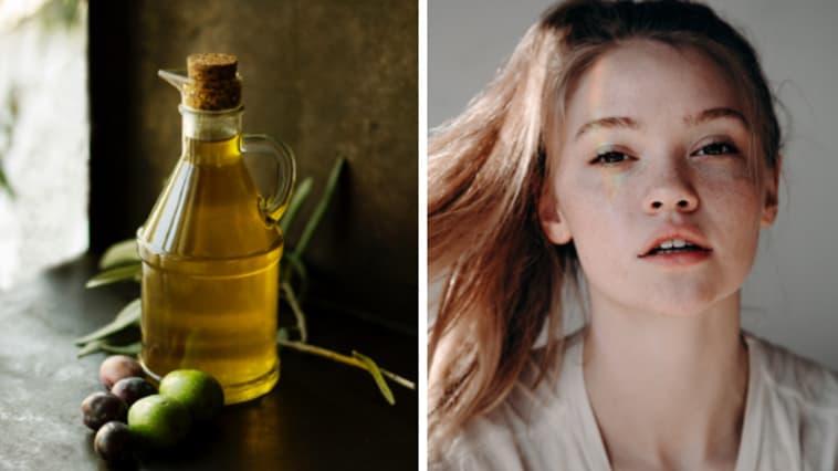 Olivenöl gegen Pickel: Kann Olivenöl Pickel behandeln?