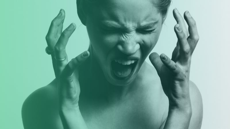 Pickel durch Stress- Die Verbindung zwischen Stress und Pickel