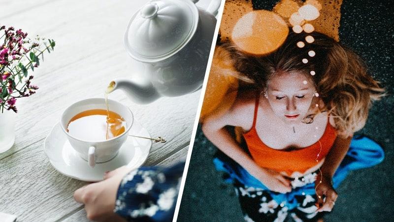 Schlaftee- Die besten Teerezepte gegen Schlafprobleme