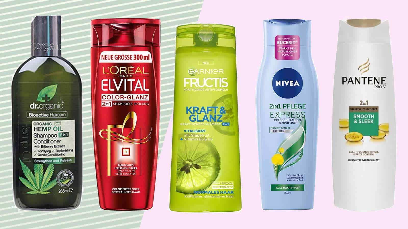 12 beste 2 in 1 Shampoo und Spülung im Vergleich 2019