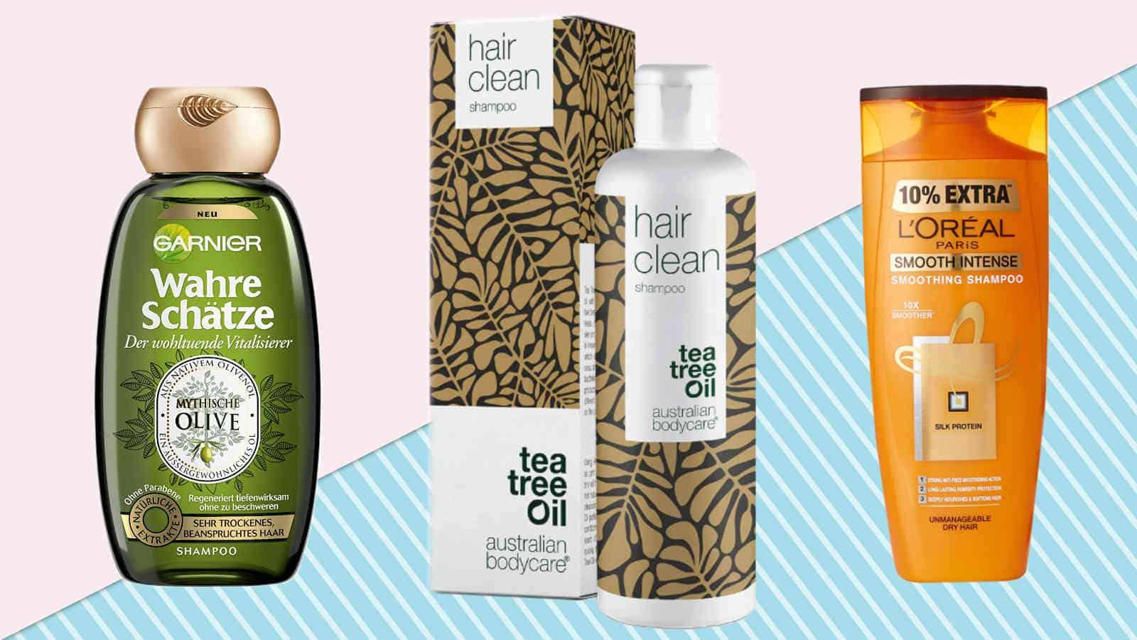 16 beste Shampoo für trockene Haare im Vergleich 2019